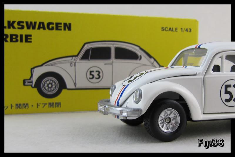 Tomica Dandy 1/43 - Herbie Custom IMG_4993