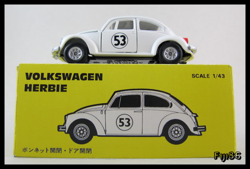Tomica Dandy 1/43 - Herbie Custom IMG_4997