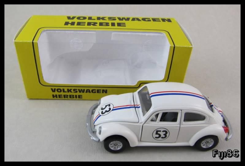 Tomica Dandy 1/43 - Herbie Custom IMG_5002
