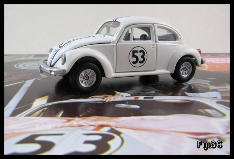 Tomica Dandy 1/43 - Herbie Custom IMG_5013