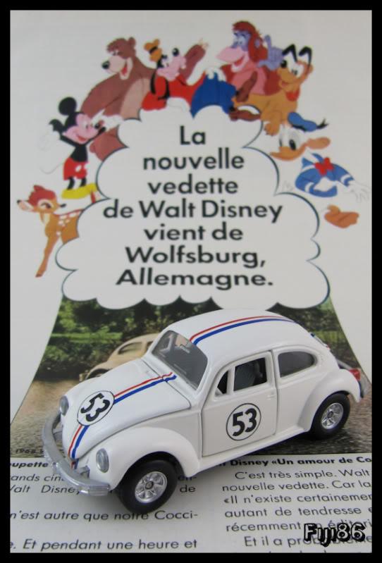 Tomica Dandy 1/43 - Herbie Custom IMG_5016