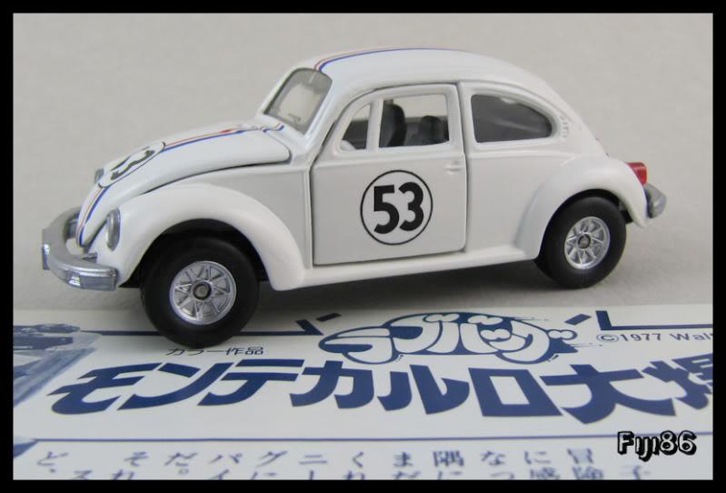 Tomica Dandy 1/43 - Herbie Custom IMG_5027