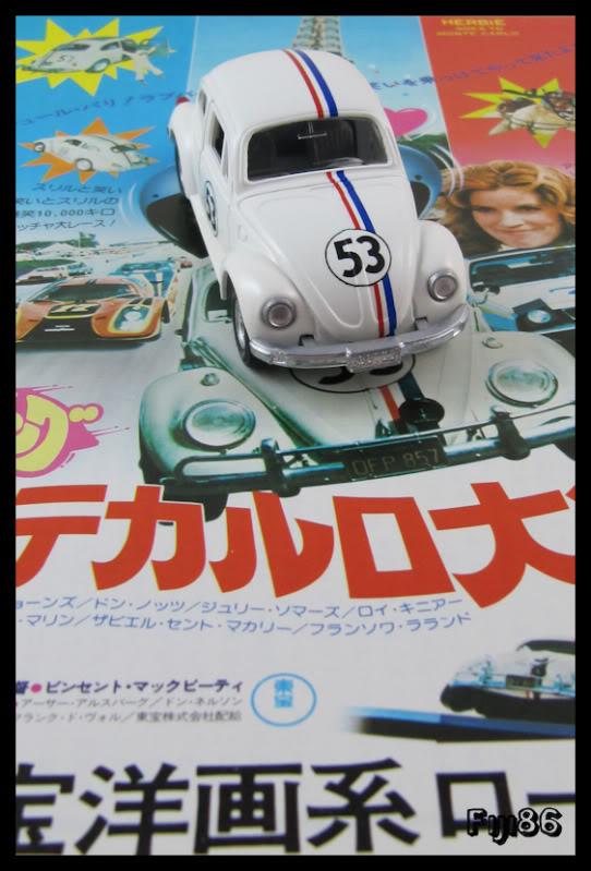 Tomica Dandy 1/43 - Herbie Custom IMG_5028