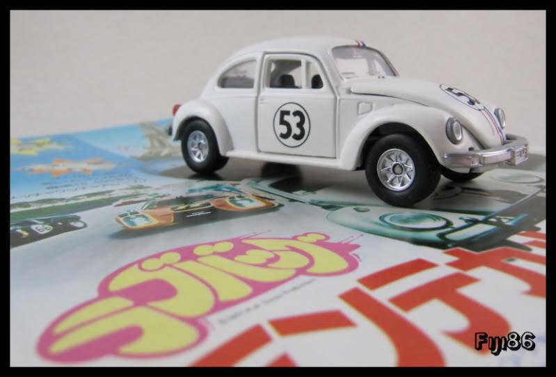 Tomica Dandy 1/43 - Herbie Custom IMG_5029