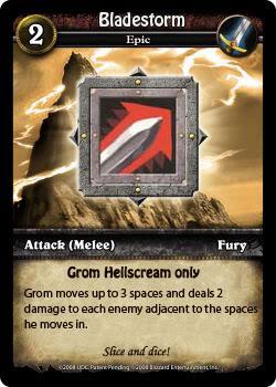 customize minis 3 - For the Horde! GromHellscreamABCBladestorm