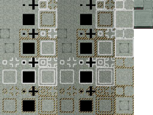 Tiles set moderne et futuristes Z18-TileA2