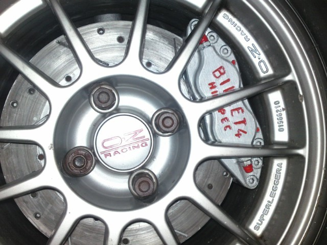 My R Calipers