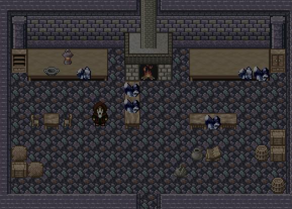 Blind Quest Screen2-1