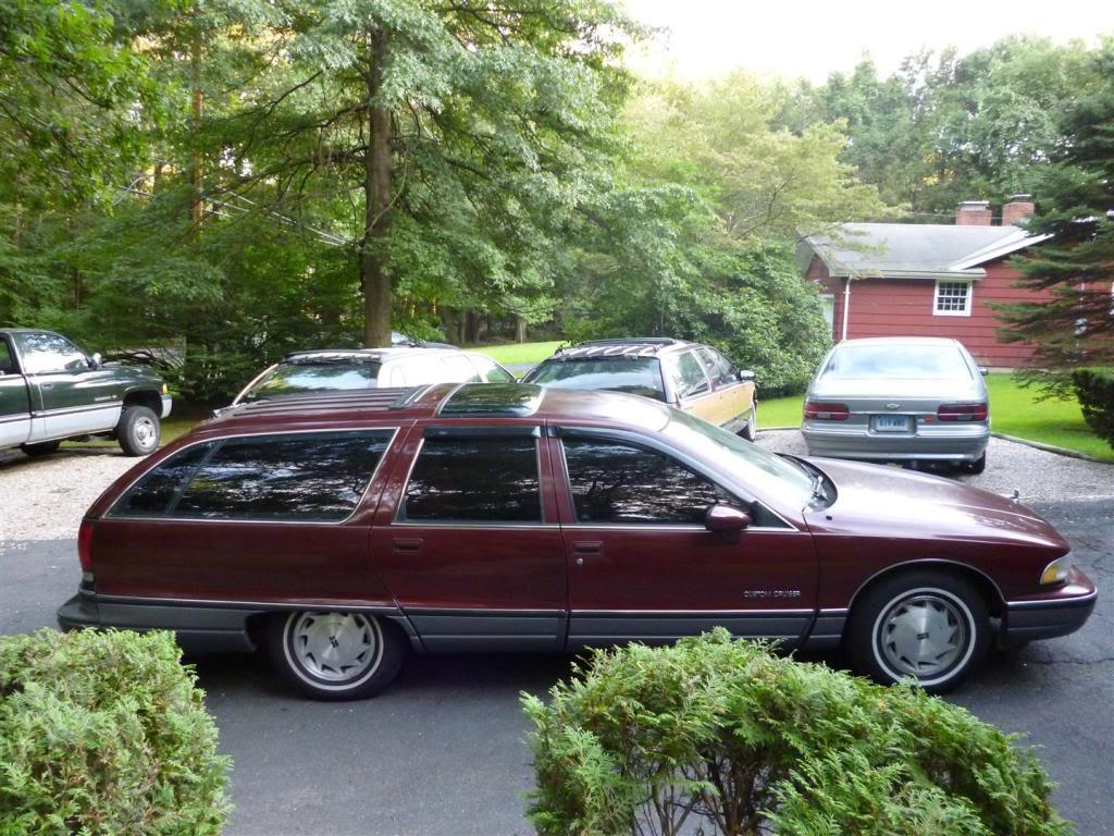 1991 Olds Custom Cruiser Ps