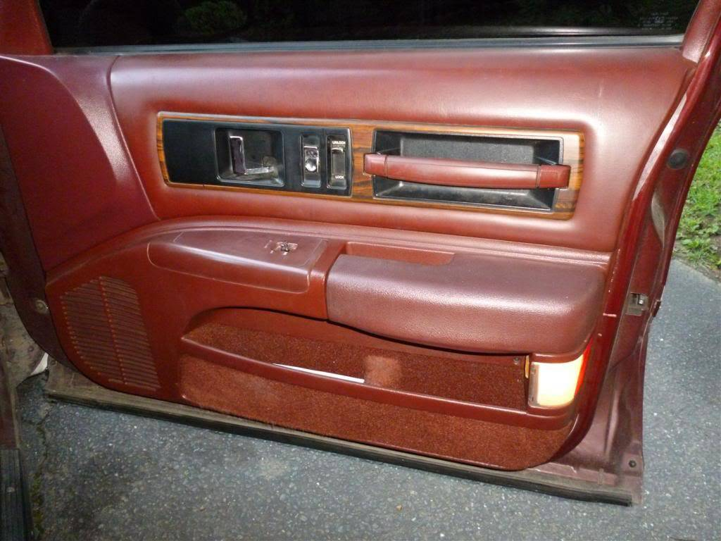 1991 Olds Custom Cruiser Psfdoor