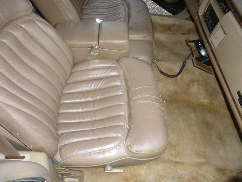 Thinning the herd-94 DCM woody RMW PSseat