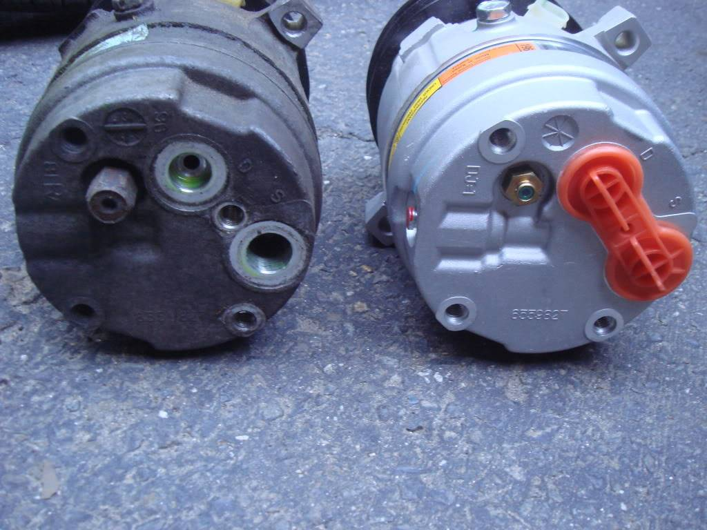 Write-Up: AC Compressor & Clutch Replacement - Page 2 DSC07422