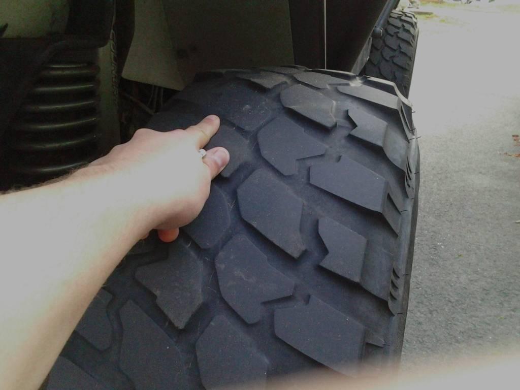 "33"" tires!  0424121714"