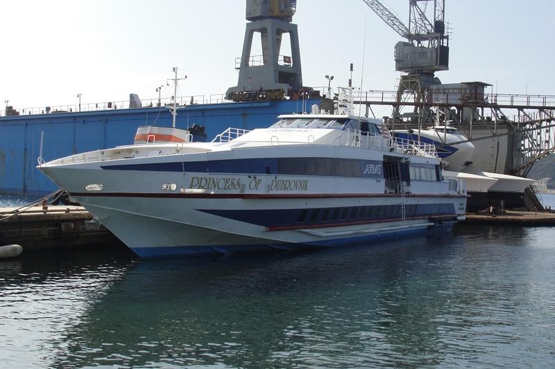 ATLAS Dubrovnik, flota DSC09068