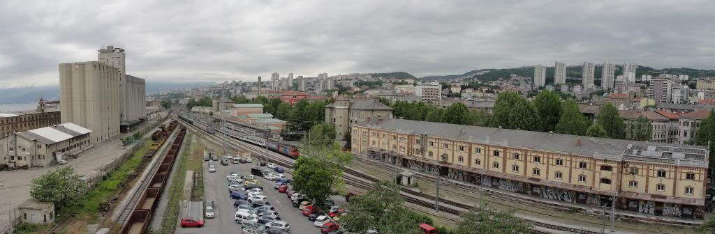 Navijački vlakovi Panoramakolodvor