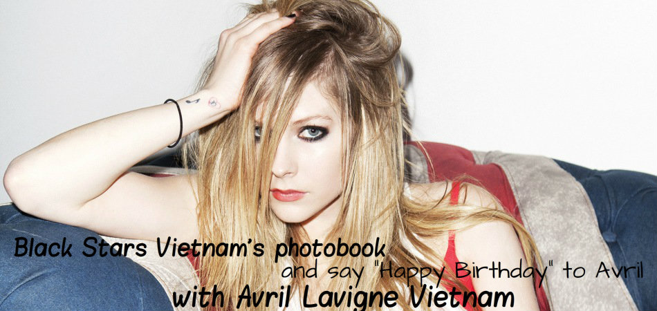 ♥ Little Black Stars Vietnam - [A]ll [L]ove [F]or [A]vril ♥