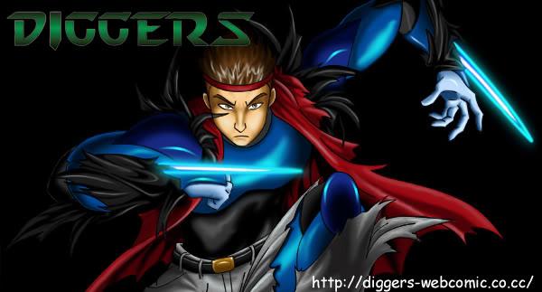 Concurso de FanArt - Diggers Lightupthefightbanner