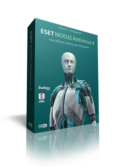 ESET NOD32 Antivirus Home Edition 4.0.417 Final :: Español Oficial :: Full :: EsetNod32AntivirusV4box500reflex