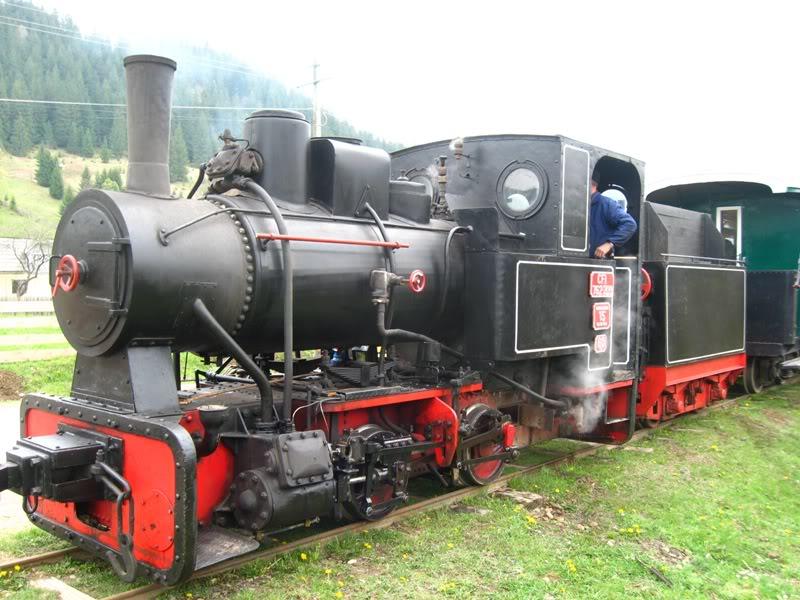 CFF Moldovita - Argel F004433