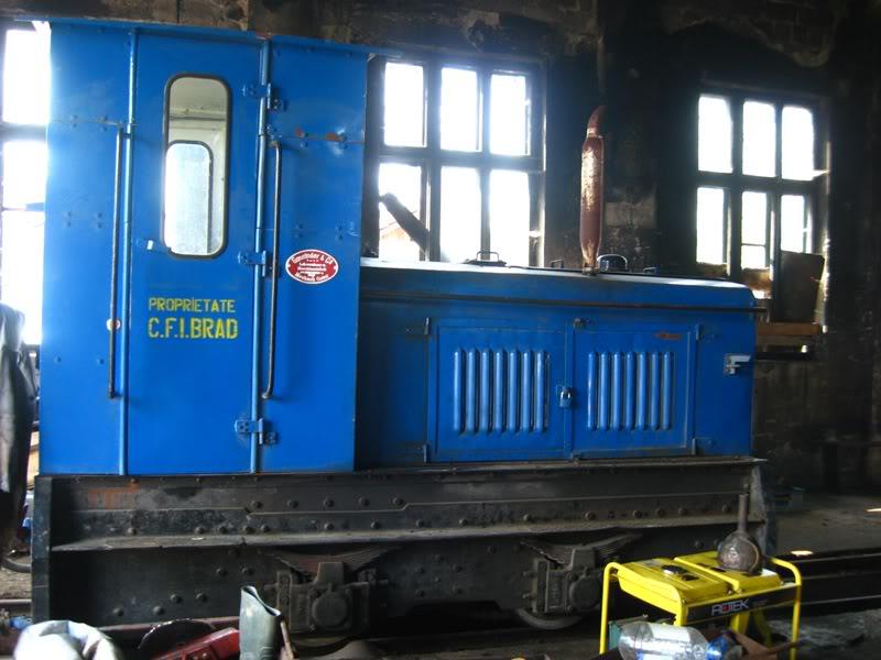 CFF Moldovita - Argel F004496