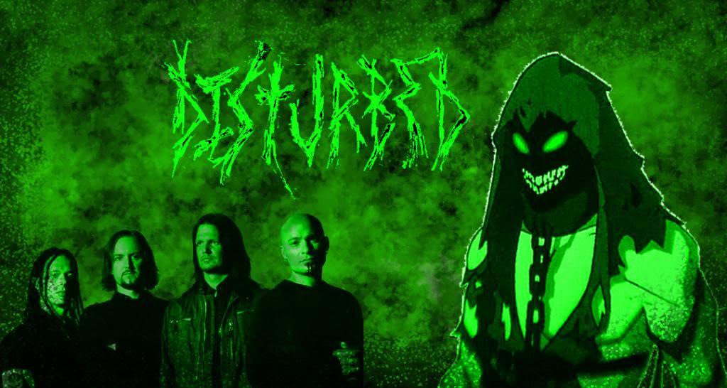 Disturbed (the music band) wallpaper Disturbedbg