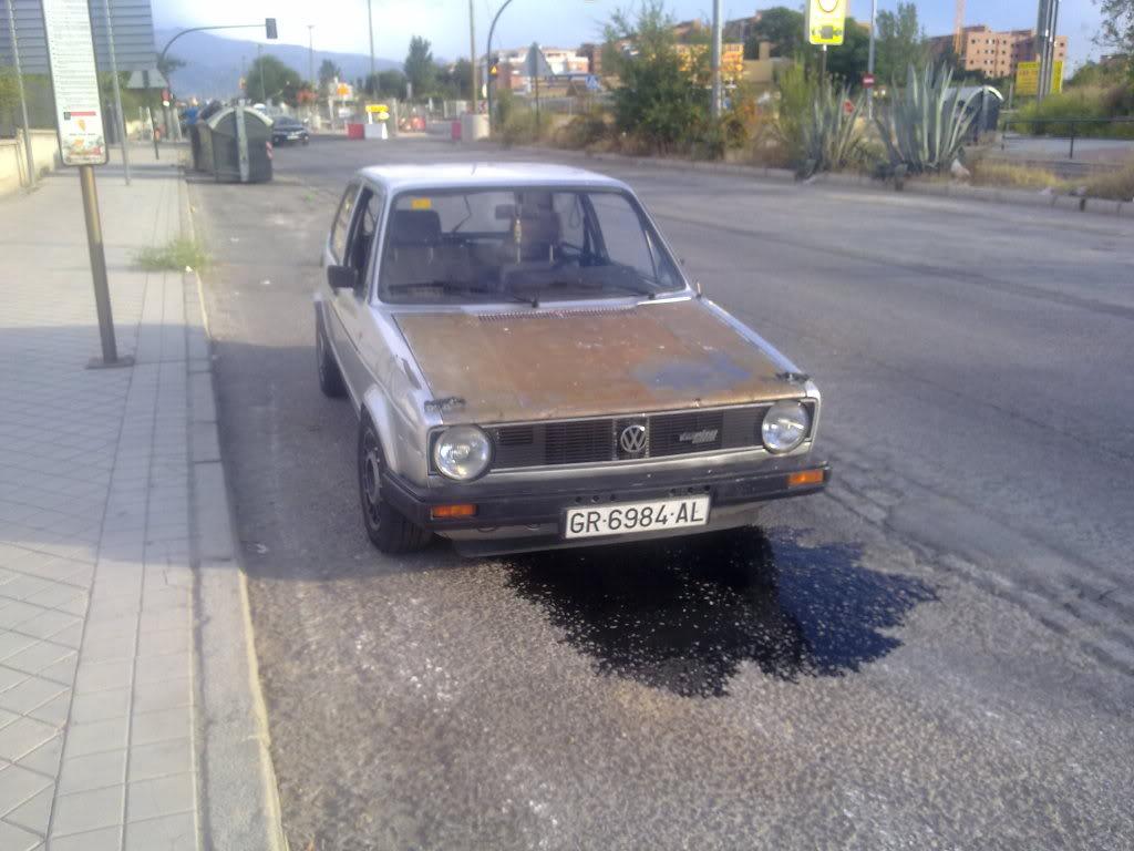 VolksWagen Golf C MK1 11092010106