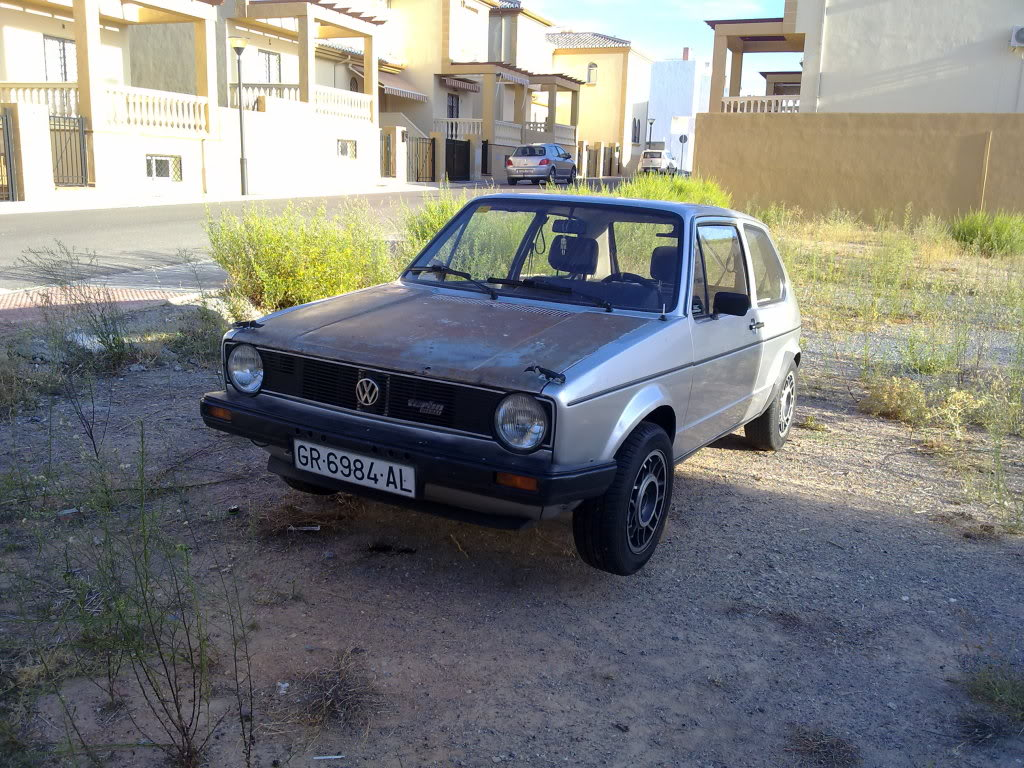 VolksWagen Golf C MK1 - Página 2 13092010109