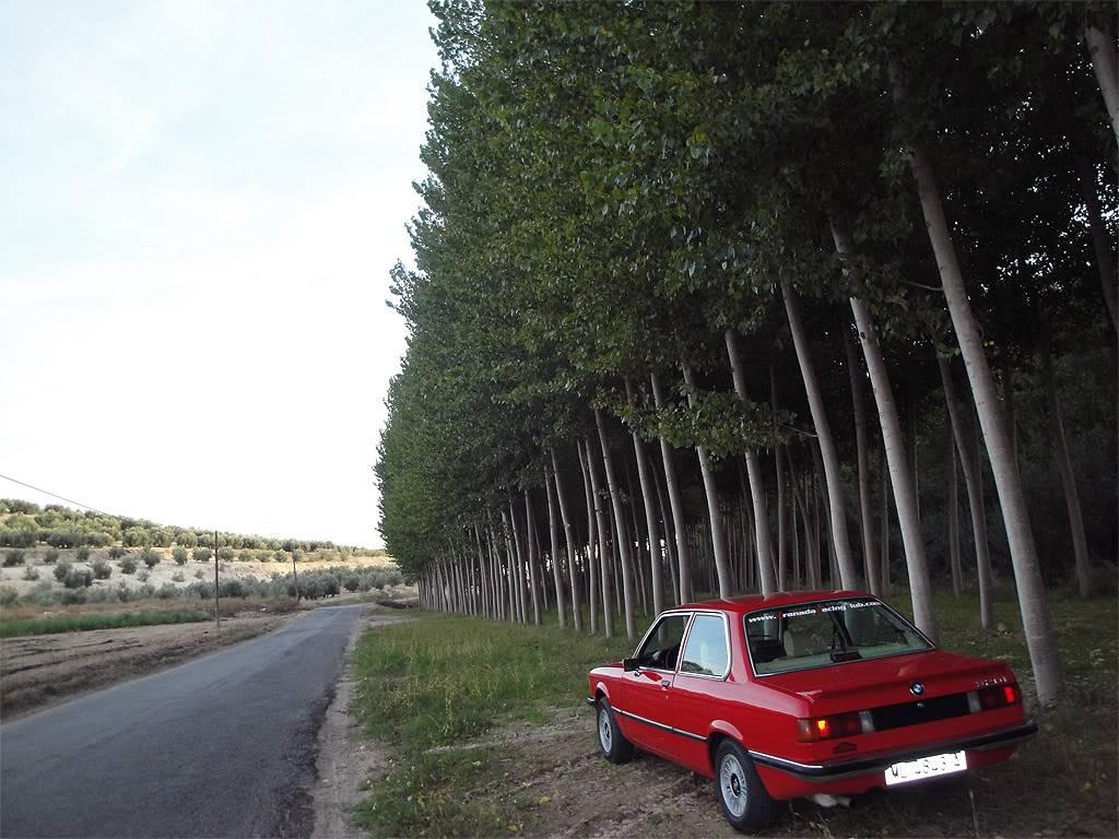 BMW 320i E21 BMWconcurso
