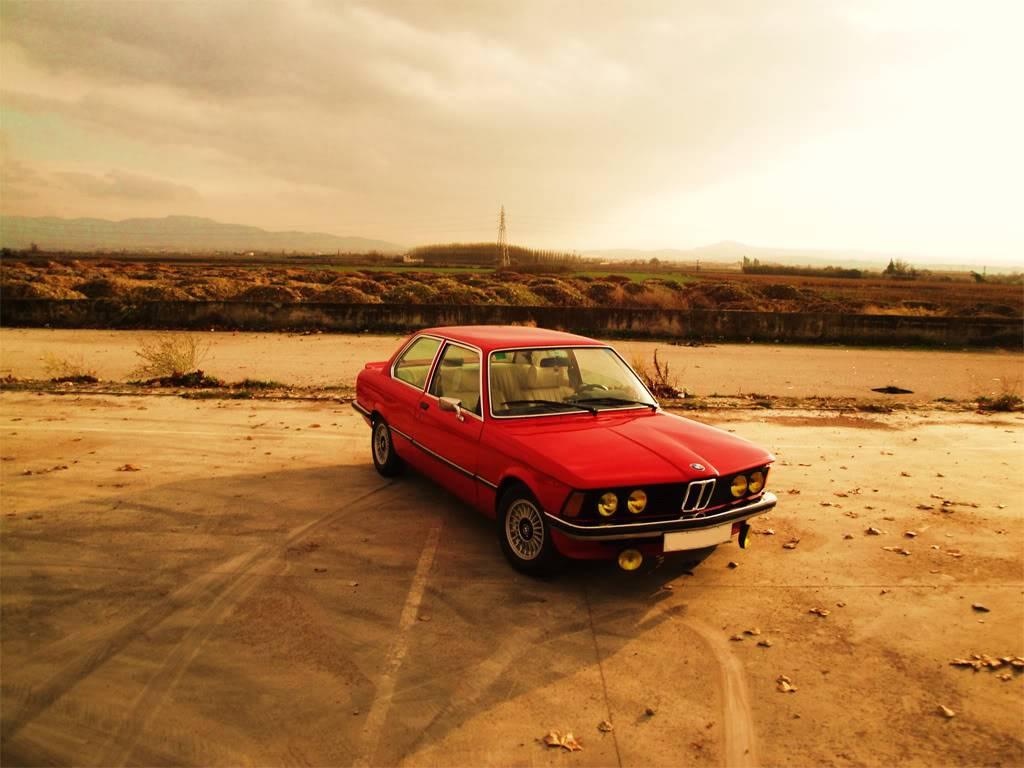 BMW 320i E21 ConcursoBMW