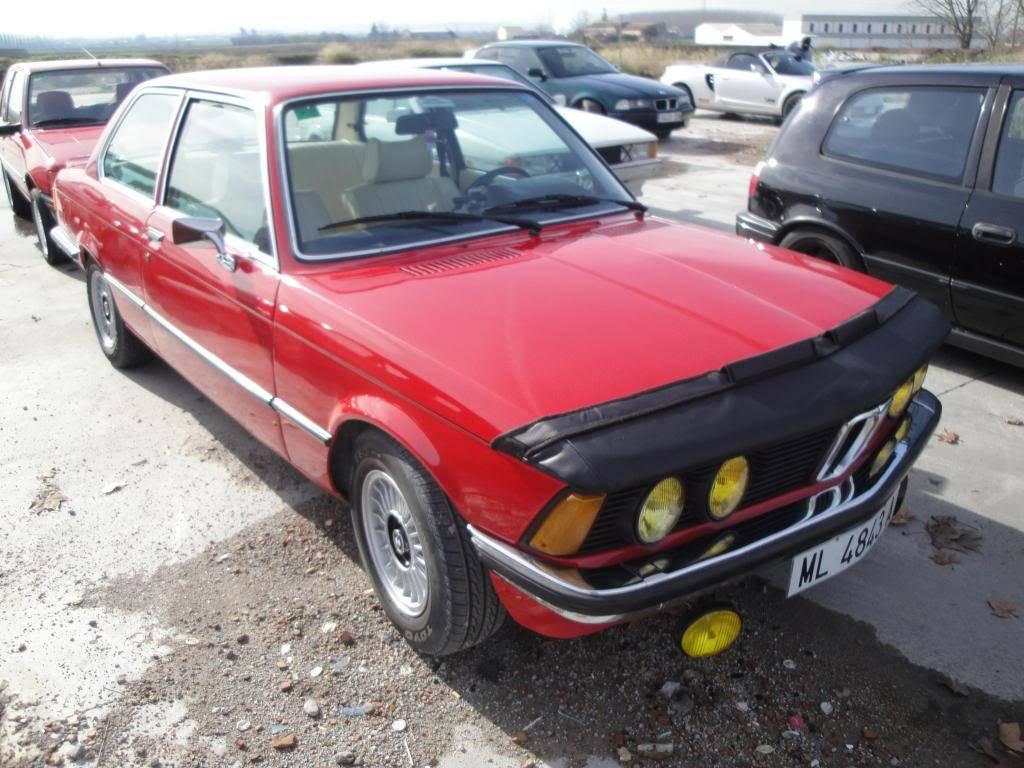 BMW 320i E21 DSC03490