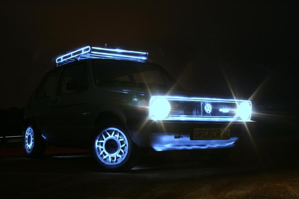 VolksWagen Golf C MK1 Foto1