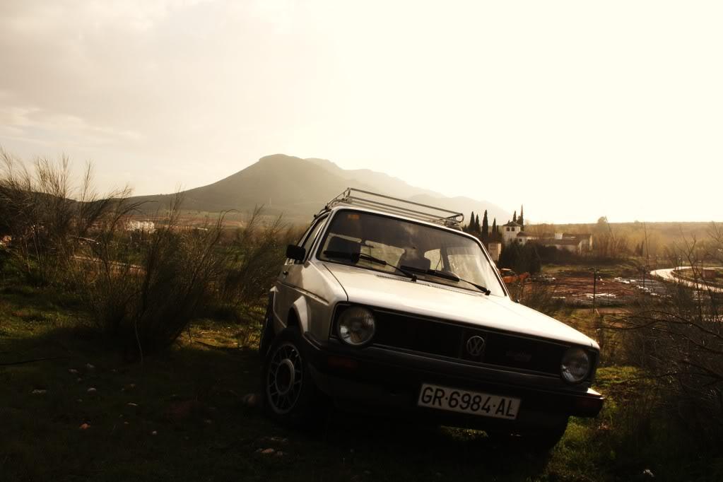 VolksWagen Golf C MK1 IMG_7710