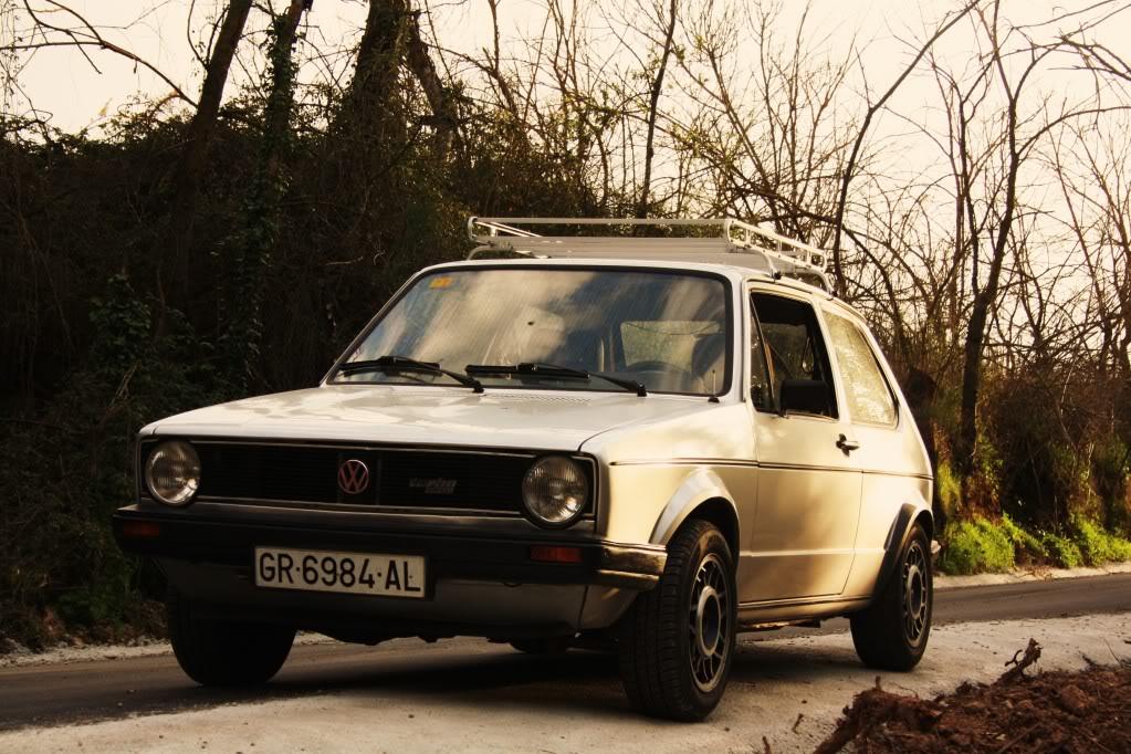 VolksWagen Golf C MK1 IMG_7720