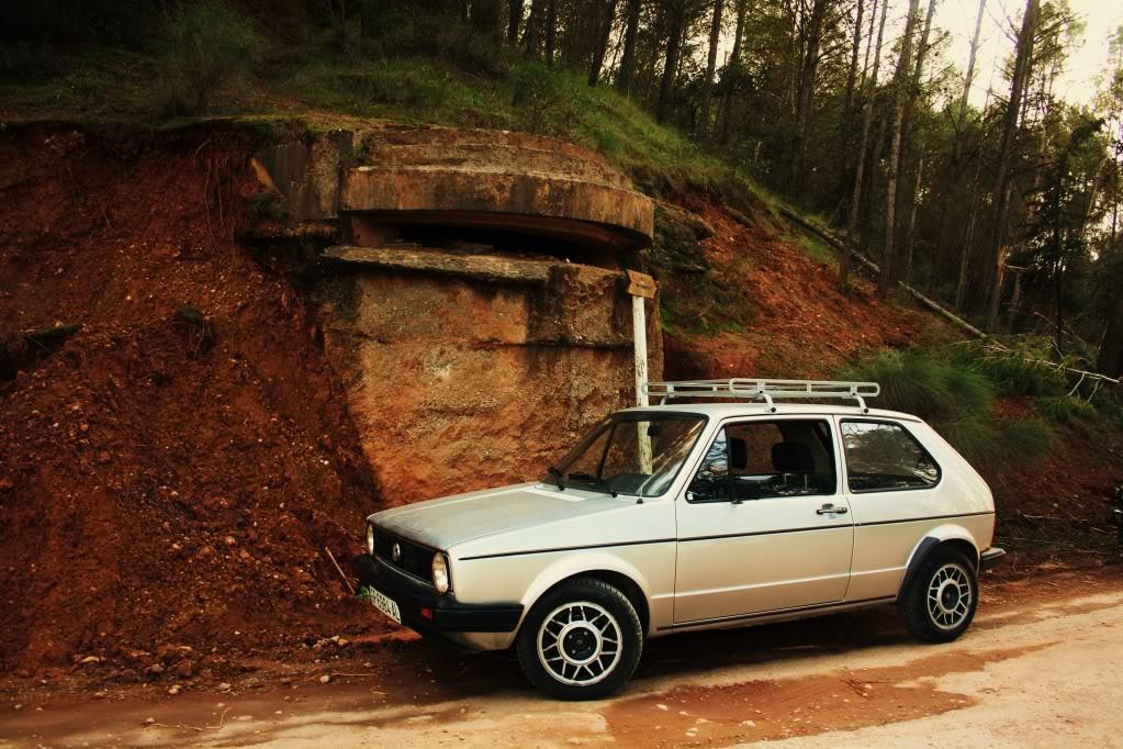 VolksWagen Golf C MK1 IMG_7748