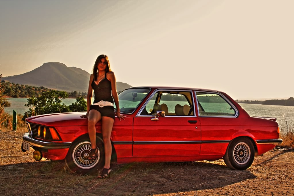 BMW 320i E21 2-1