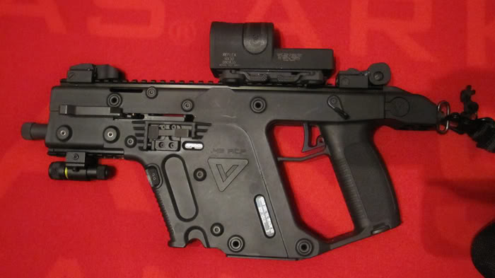 Let's see some pics of your KRISS Vector IMG_0883