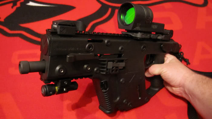 Let's see some pics of your KRISS Vector IMG_0884