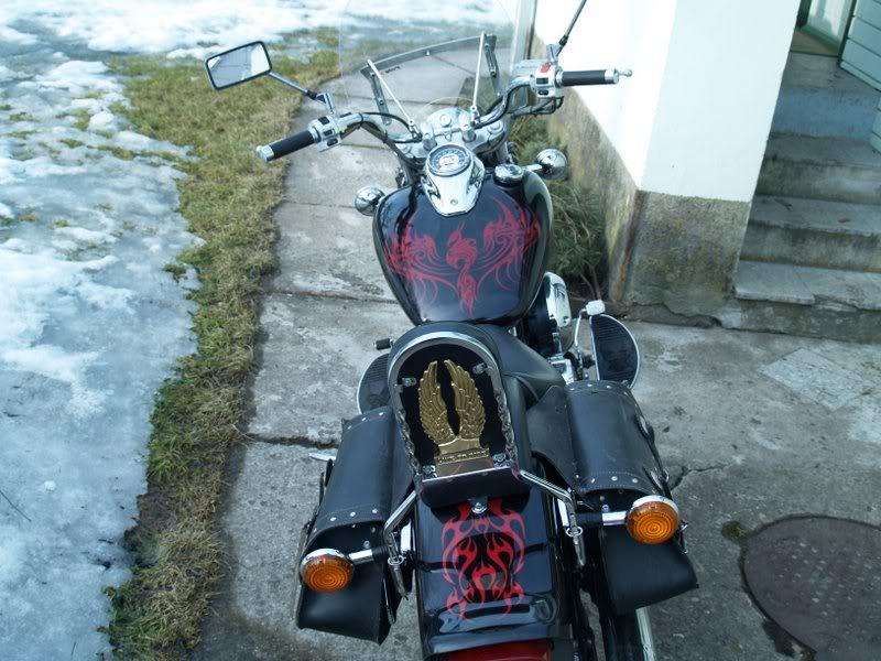 Yamaha Star Zx