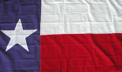 Do you identify more with your nationality or ethnicity? Texas-flag