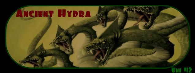 ~Anicent Hydra~
