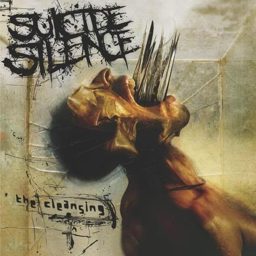 Suicide Silence - The Cleansing [Album Review] TheCleansing