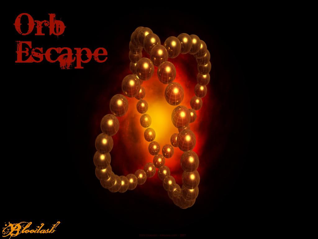 Orb escape? !@! MusicoftheSpheresGoldbyHansClaesson