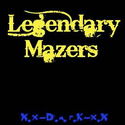 My, Dark\'s, New Map: Legendary Mazers Picture1-9