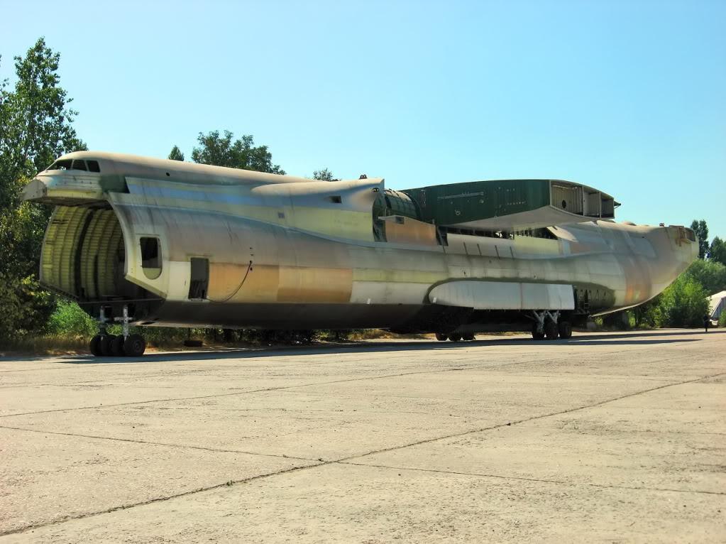 ¿Se volverá a construir el avión de transporte Antonov An-124? 1239233708