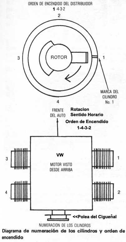 Arbol de distribución  puesto al erróneamente  Vw7079061