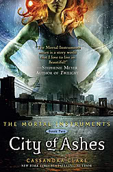 Cassandra Clare :Trilogía: Cazadores de Sombras  Book2-1