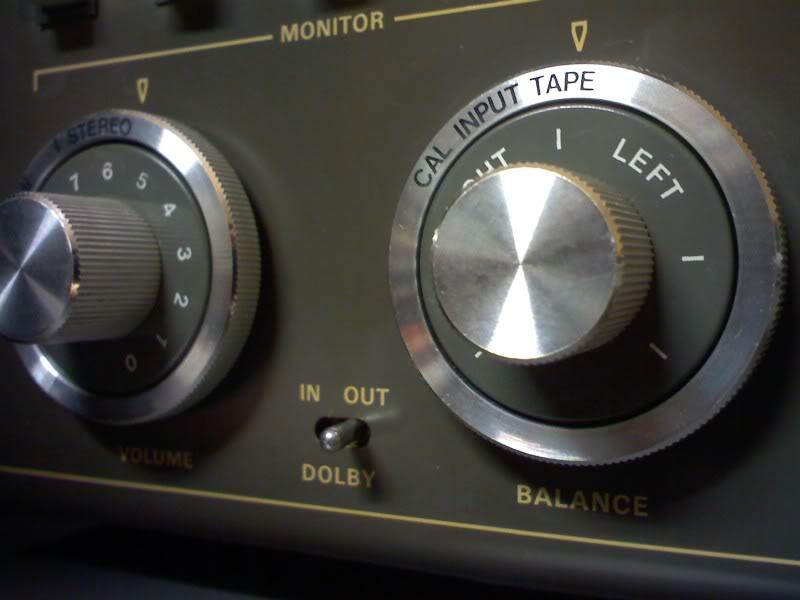 Revox A77 Dolby Monitor