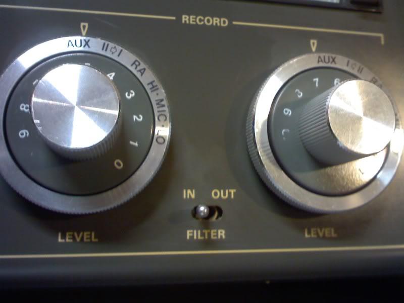 Revox A77 Dolby Record