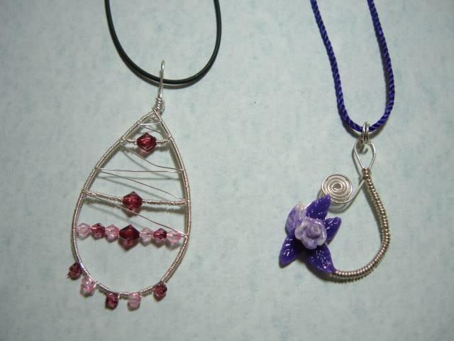 ancora wire con perle e pasta di mais DSCF2668