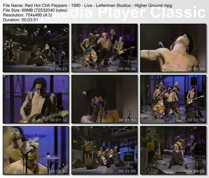 [Video] 1990.03.30 - Late Night, New York, NY, USA - Letterman's Show 19900530